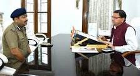 मुख्यमंत्री धामी के डीजीपी को निर्देश: लोगों को अनावश्यक चालान कर न करें तंग
